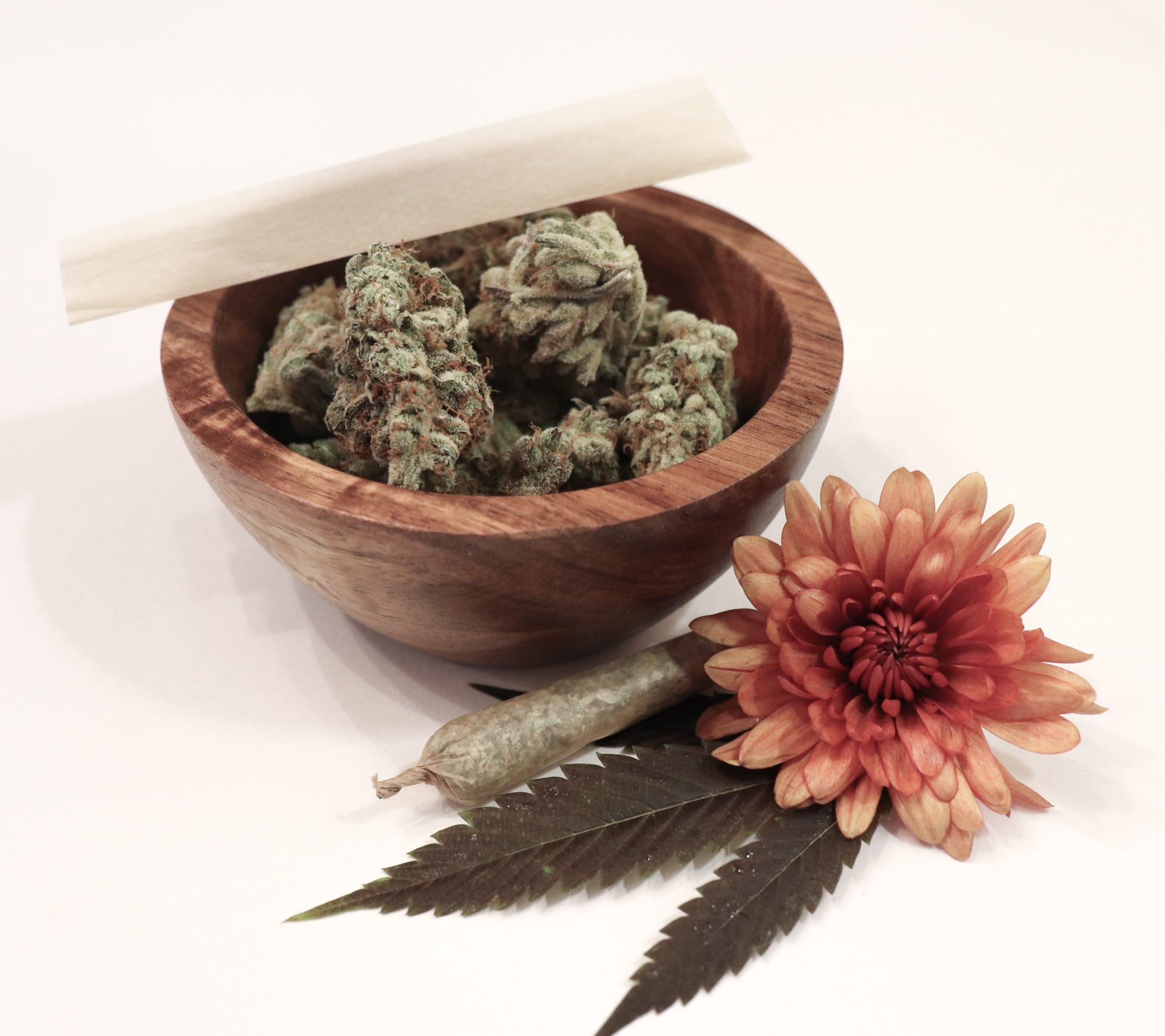 Sour Diesel Haze strain flower